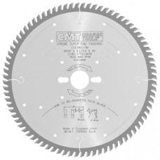 Пильный диск для чистового поперечного реза XTREME CMT 250x30x3.2/2.2x80 274.080.10M