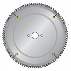 Пильный диск для древесно-плитных материалов, ДСП, фанера, пластик DIMAR 200x30x3.0/2.0x64 90105506