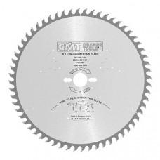 Пильный диск по ламинату с дуплообразным зубом CMT 160x20x2.6/1.8x34 287.034.06H