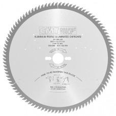 Пильный диск по цветным металлам и пластикам CMT 120x20x1.8/1.2x36 296.120.36H