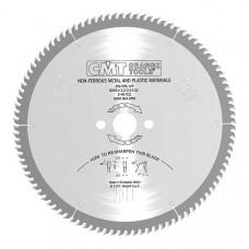 Пильный диск по цветным металлам и пластикам CMT 160x20x2.2/1.6x24 284.160.24H