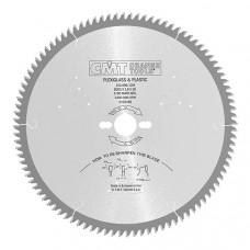 Пильный диск по ПВХ и оргстеклу CMT 250x30x2.8/2.2x80 222.080.10M