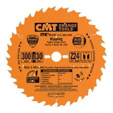 Пильный диск ультратонкий для продольного и поперечного реза CMT 136x20/10x1.5/1.0x18 271.136.18H