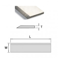 Нож строгальный DIN 1/2067 310x25x3 WOODWORK 74.310.25