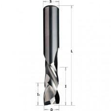 Фреза спиральная монолитная двунаправленный рез Z1+1 CMT 4x15x50x4 190.040.11