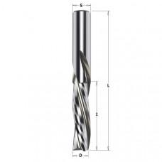 Фреза спиральная монолитная нижний рез Z3 CMT 10x32x80x10 RH 194.100.11