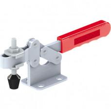 Зажим механический с горизонтальной ручкой  усилие 400 кг GH-200-W