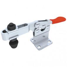 Зажим механический с горизонтальной ручкой  усилие 90 кг GH-201-BHB