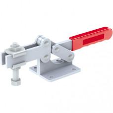 Зажим механический с горизонтальной ручкой  усилие 630 кг GH-204-GB