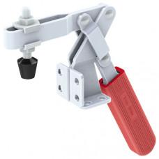 Зажим механический 60º ручкой GH-20820 усилие 100 кг база двойной монтаж 38~70 мм