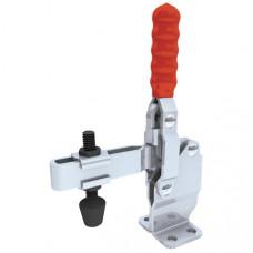 Зажим механический с вертикальной ручкой высокий  усилие 227кг GH-12130-HB