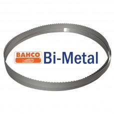 Полотно 10x0,6x1510 мм, 4 TPI, биметаллическое Bahco 3851-10-0.6-H-4-1510