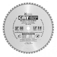 Пильный диск для пиления стали, железа сухой рез CMT 210x30x2.2/1.8x48 226.048.08M