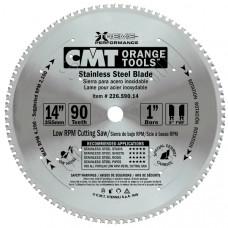 Пильный диск XTreme для пиления стали, железа сухой рез CMT 160x20x1.8/1.4x40 226.540.06H