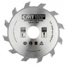 Пильный диск пазовый CMT 150x30x2.0/1.4x12 240.020.06M