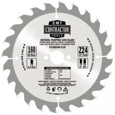 Комплекты пильных дисков для ремонта и строительства K Contractor CMT 136x20x1.5/1.0x18 K13618H-X10