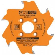 Пила пазовая для шпоночного соединения CMT 100x22x3.96/3.0x6 240.006.04