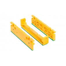 """Комплект трёх сменных опор (1/4"""" + 1/2"""" + центральная) для GRR-Ripper Microjig RR-303"""