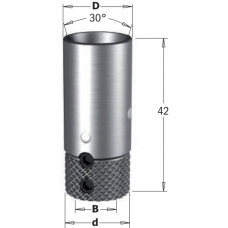 Патрон Vitap для сверл CMT B10 D17.5 S18 RH-LH 360.101.00