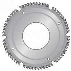 Форматная дисковая пила для сегментных дробителей DIMAR 180x65x3.2/2.2x54 LH 9570105S