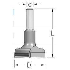 Сверло чашечное для ручного инструмента 20x57x8 HMP2005